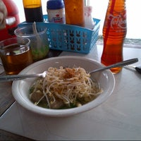 Photo taken at Mie Baso H. Oding / AGA by Ninik T. on 10/27/2013