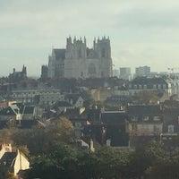 Photo taken at Ibis Tour de Bretagne by Mervet B. on 11/18/2014
