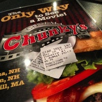 Photo taken at Chunky's Cinema Pub by Jeremy M. on 5/18/2013