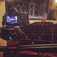 Photo taken at Palace Theatre by Jeremy M. on 12/11/2014