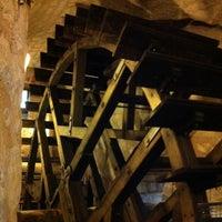 Photo taken at Pilsen historical underground by Denis K. on 10/5/2013