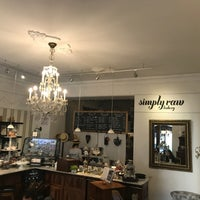 Photo taken at simply raw bakery by Majed A. on 10/4/2017