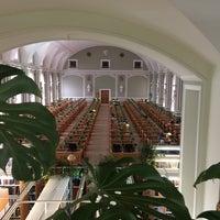 Photo taken at Читальный зал Российской Национальной Библиотекии by Pavel D. on 7/12/2015