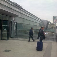 Photo taken at Frecciarossa Torino P. N. - Milano C.le by Gianluca D. on 3/1/2013