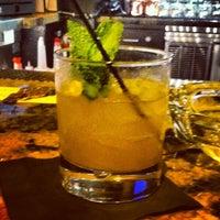 Photo taken at HIT Bar & Lounge by Hazel R. on 6/14/2013
