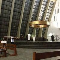 Photo taken at Catedral Metropolitana de Nossa Senhora da Apresentação by Kalyna F. on 6/23/2013