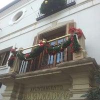 Photo taken at Ayuntamiento de Benalmádena by Inmaculada V. on 12/19/2013