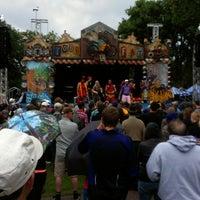 Photo taken at Loring Park by Carolyn on 7/27/2013