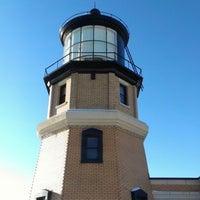 Photo taken at Split Rock Lighthouse by Carolyn on 1/1/2013