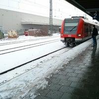 Photo taken at S20 Pasing - Deisenhofen by Sven Philipp A. on 2/15/2013