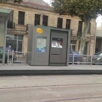 Photo taken at Station Jardin Botanique Ⓐ by nurdys m. on 9/5/2014