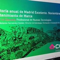Foto tomada en CICE Escuela Profesional de Nuevas Tecnologías por Marco M. el 11/18/2016