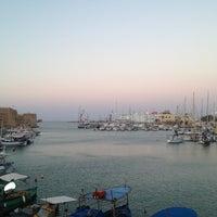Photo taken at Port of Heraklion by Misha X. on 7/10/2013
