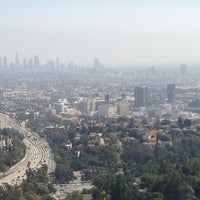 Photo taken at Mulholland Drive by Andrea S. on 3/21/2013