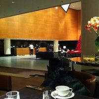 Photo taken at Grand Hyatt by Sandra V. on 1/2/2013
