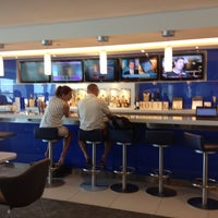 Photo taken at Delta Sky Club by Ken S. on 5/31/2013