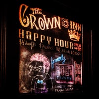 Photo taken at The Crown Inn by Kevin D. on 11/16/2014