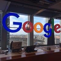 Photo taken at Google Amsterdam by Lydia v. on 2/23/2017