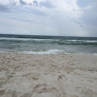 Photo taken at Gulf Shores Plantation Beaches by Connor on 9/3/2016