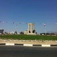 7/19/2013 tarihinde Mehmet Fatih A.ziyaretçi tarafından Gönyeli Çemberi'de çekilen fotoğraf