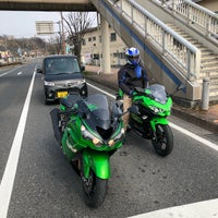 Photo taken at バイクプラザ ヤマノ by ちゃんなお on 2/25/2018