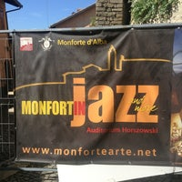 Photo taken at Monforte Jazz by paolo on 8/9/2013