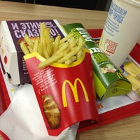 Photo taken at McDonald's by Анар А. on 9/4/2013