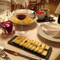 Photo taken at Capricorns Wergenstein (Restaurant) by Анар А. on 7/30/2013