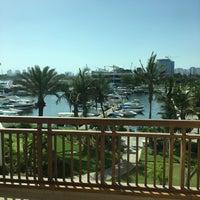5/26/2017 tarihinde Omar R.ziyaretçi tarafından Park Hyatt Dubai'de çekilen fotoğraf