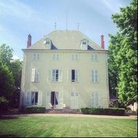Photo taken at Saint-Georges de Reneins by Béatrice Z. on 5/5/2013