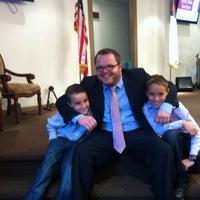 Photo taken at Liberty Baptist Church by Chris R. on 7/28/2013