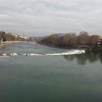 Photo taken at Fontana del Po by Şeyda Aytekin on 1/30/2015