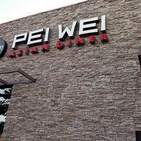Photo taken at Pei Wei by Marifer R. on 6/11/2013