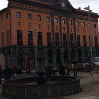 Photo taken at Place De l'Hotel De Ville by Isabelle C. on 4/14/2018