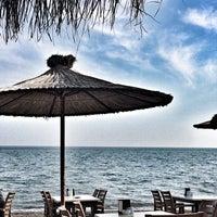 Photo taken at Pompei Beach by 🍀 Kıymet S. on 3/7/2017