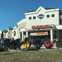 Photo taken at Jim's Harley-Davidson of St. Petersburg by Mo E. on 12/13/2016