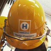 Photo taken at Heerema Fabrication Group Engineering Europe B.V. by Martijn P. on 2/25/2015