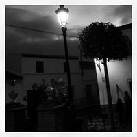 Photo taken at Plaza Del Barrio by Jose Manuel G. on 1/5/2014