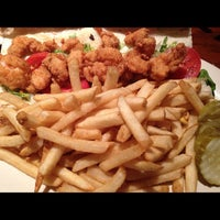 Photo taken at Bayou City Seafood & Pasta by Nohariz Iris G. on 12/23/2012