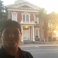 Photo taken at Tombstone Courthouse State Historic Park by Vanessa H. on 10/31/2017