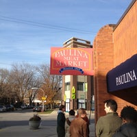 Photo taken at Paulina Meat Market by Steven D. on 11/17/2012