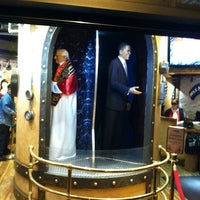 Photo taken at Wax Museum at Fisherman's Wharf by Don J. on 12/28/2012