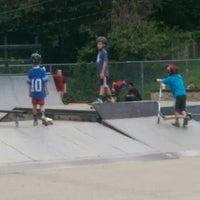 Photo taken at Havertown Skatepark by jason on 8/20/2014