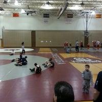 Photo taken at Conestoga High School by jason on 2/23/2013