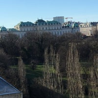 Photo taken at Lindner Hotel Am Belvedere by Christophe S. on 2/3/2015