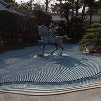Photo taken at 上野山 福祥寺(須磨寺) by vino r. on 1/2/2013