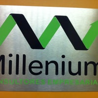 Photo taken at Millenium Consultores by Roger B. on 10/14/2013