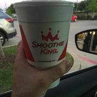 Photo taken at Smoothie King by Andre T. on 5/6/2016
