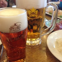 Photo taken at Chiba Beer Garden by sanpasky on 8/16/2014