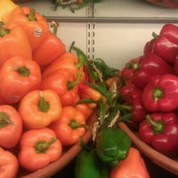 Photo taken at Dash's Market by Jim C. on 10/21/2012
